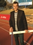 Olympic athlete wears Konsortium-Merino wool picture