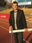 Olimpiese atleet dra Konsortium-Merinowol picture
