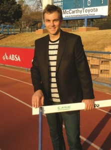 Olympic athlete wears Konsortium-Merino wool
